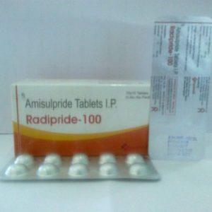 radipride-100 tablets