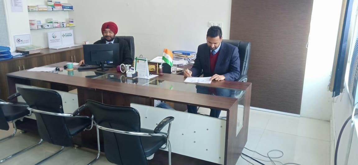 Directors of Company