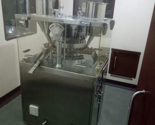 manufacturing plant machines