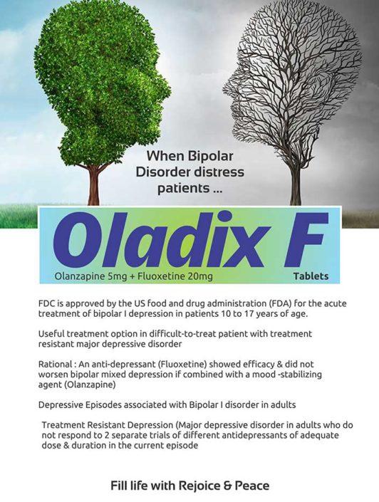 Oladix F Tablets