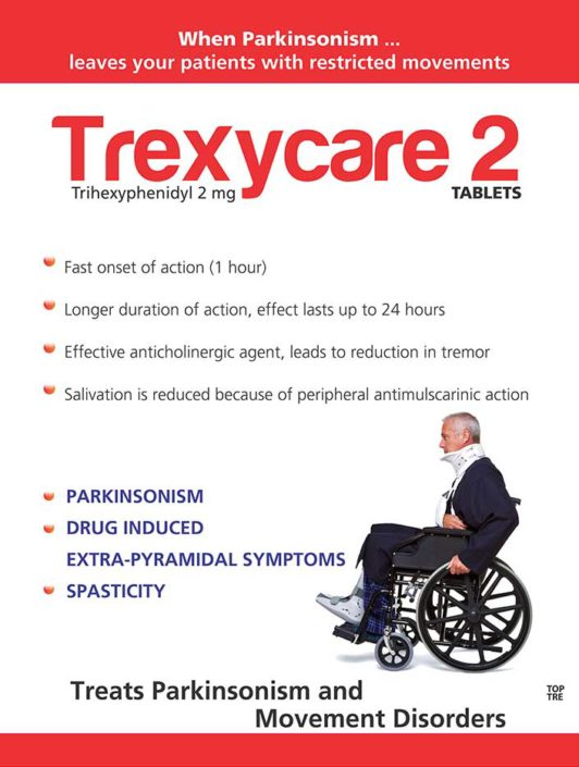 Trexycare 2 Tablets