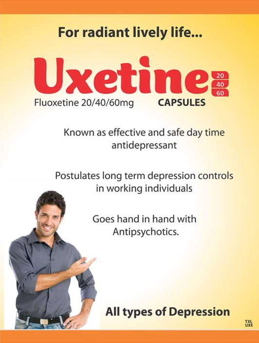 Uxetine Capsules