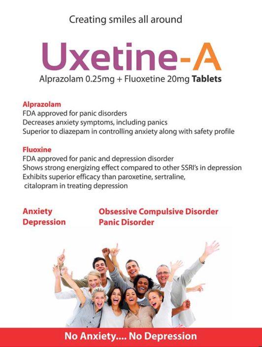 Uxetine-A