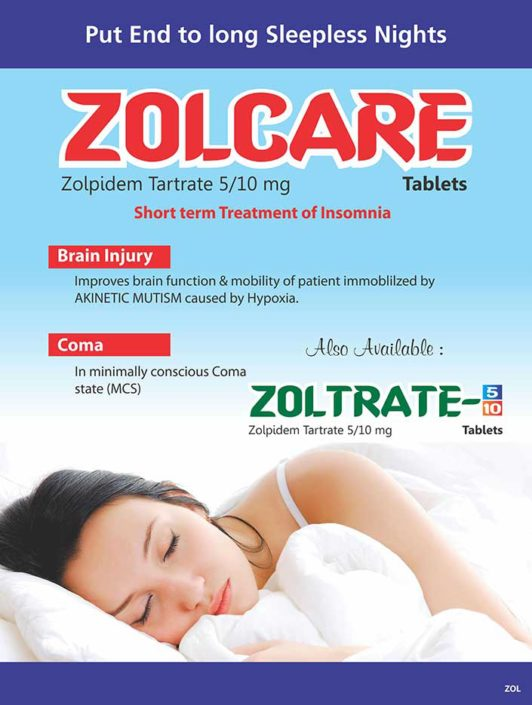Zolcare Tablets