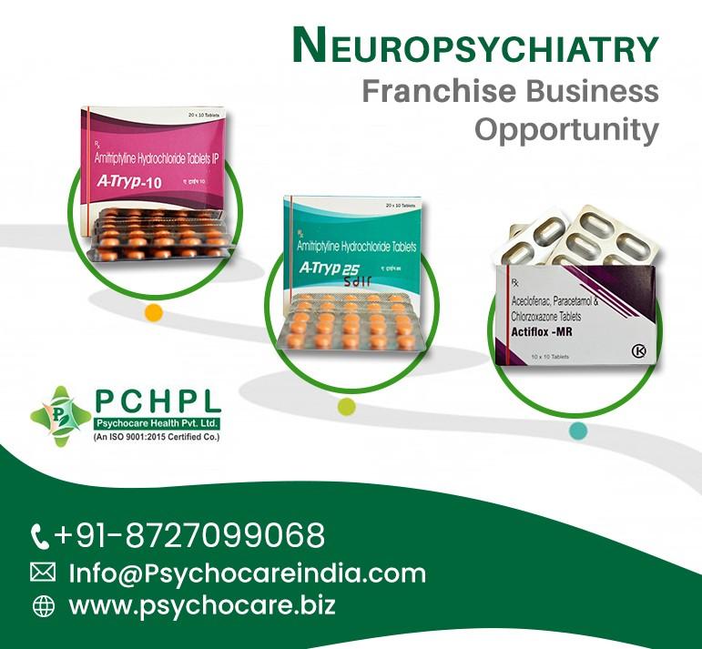 Neuropsychiatry Franchise Company in Haryana