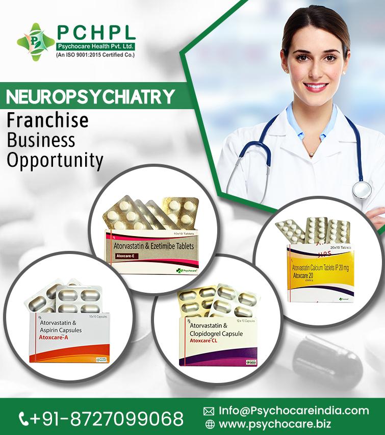 Neuropsychiatry Franchise Company in Nagaland