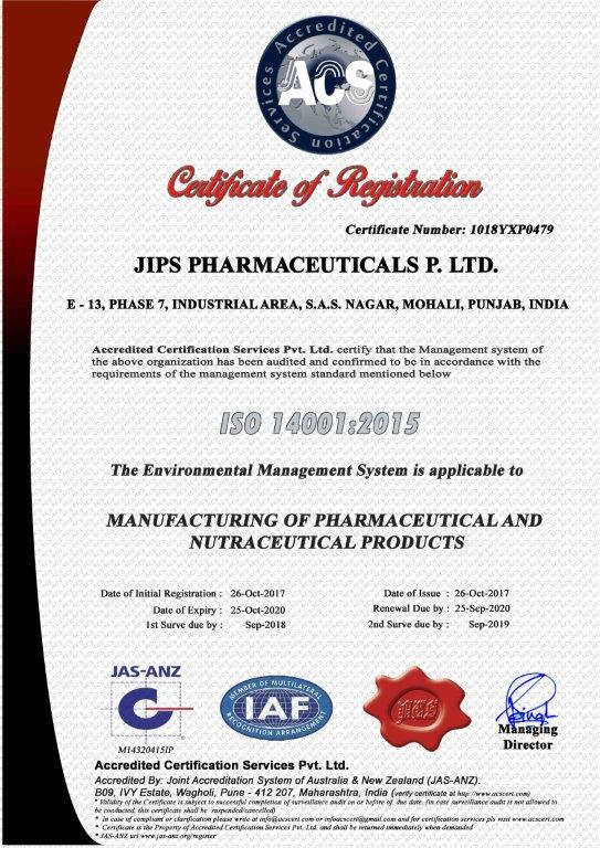JIPS REGISTRATION