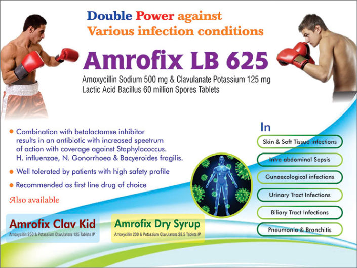 Amrofix LB 625