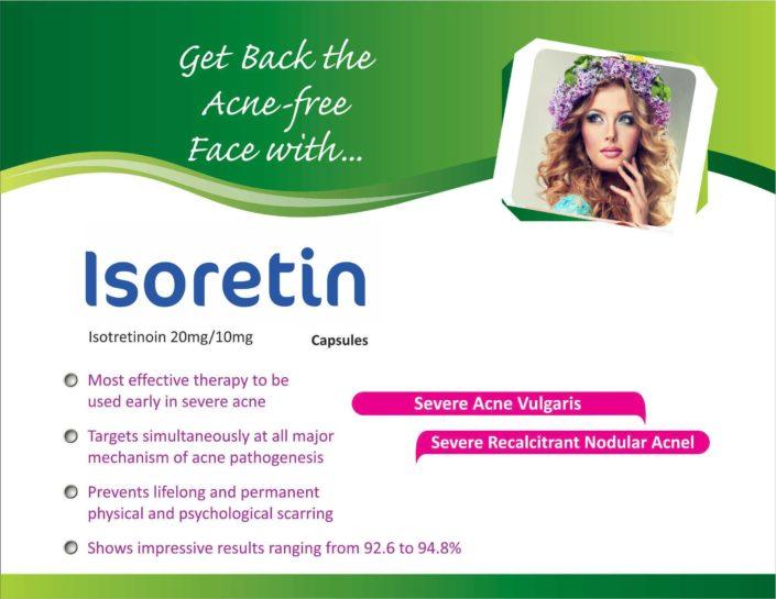 Isotretinoin 20mg/10mg