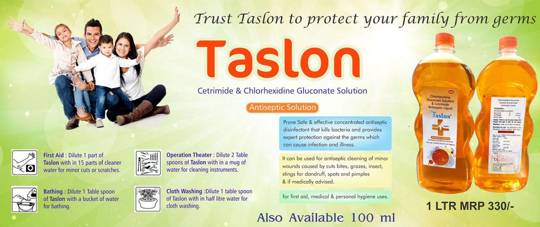 Taslon