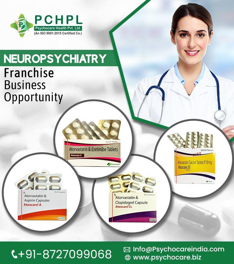 Anti-depressant Range for PCD Pharma Franchise
